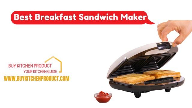 Buy Most Selling Breakfast Sandwich Maker On Amazon - Buy Kitchen Product