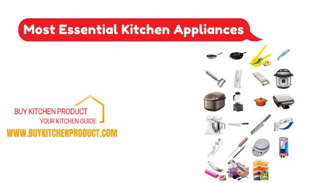 Top 10 Most Essential Kitchen Appliances you can Buy on Amazon - Buy Kitchen Product