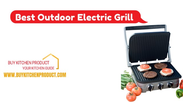Top 10 Best Outdoor Electric Grill Reviews 2021 -